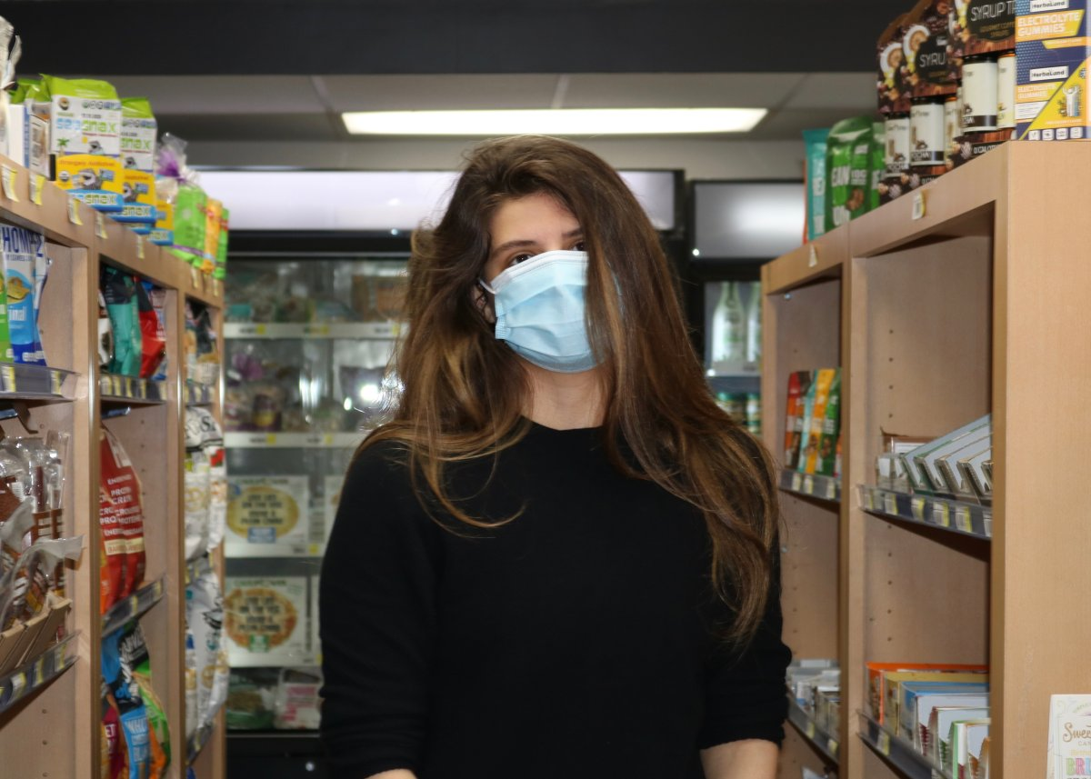 owner of Diet & Wellness Health Food Store, which opened May 11 at 944 Oxford Street E.