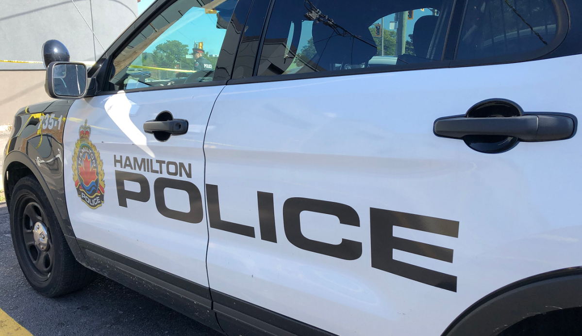 Hamilton Police have charged four people, and are looking for another, following a series of shootings in the city.