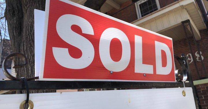 Ontario's COVID-19 shutdown dampens Ottawa home sales in April