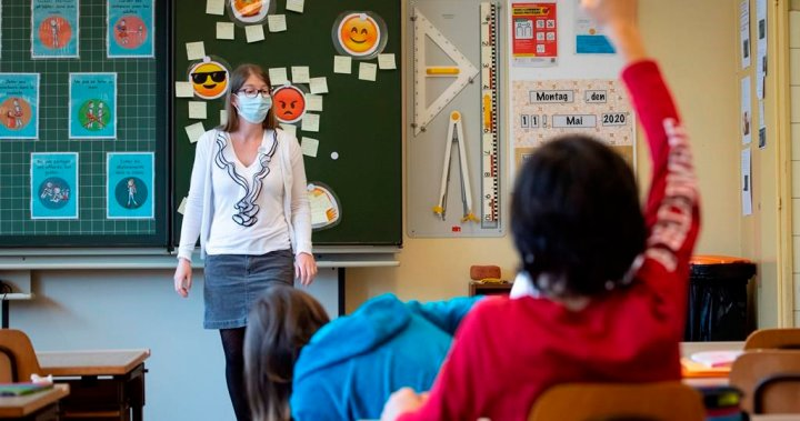 New research aims to discover how many teachers and staff contracted COVID-19 in Canada