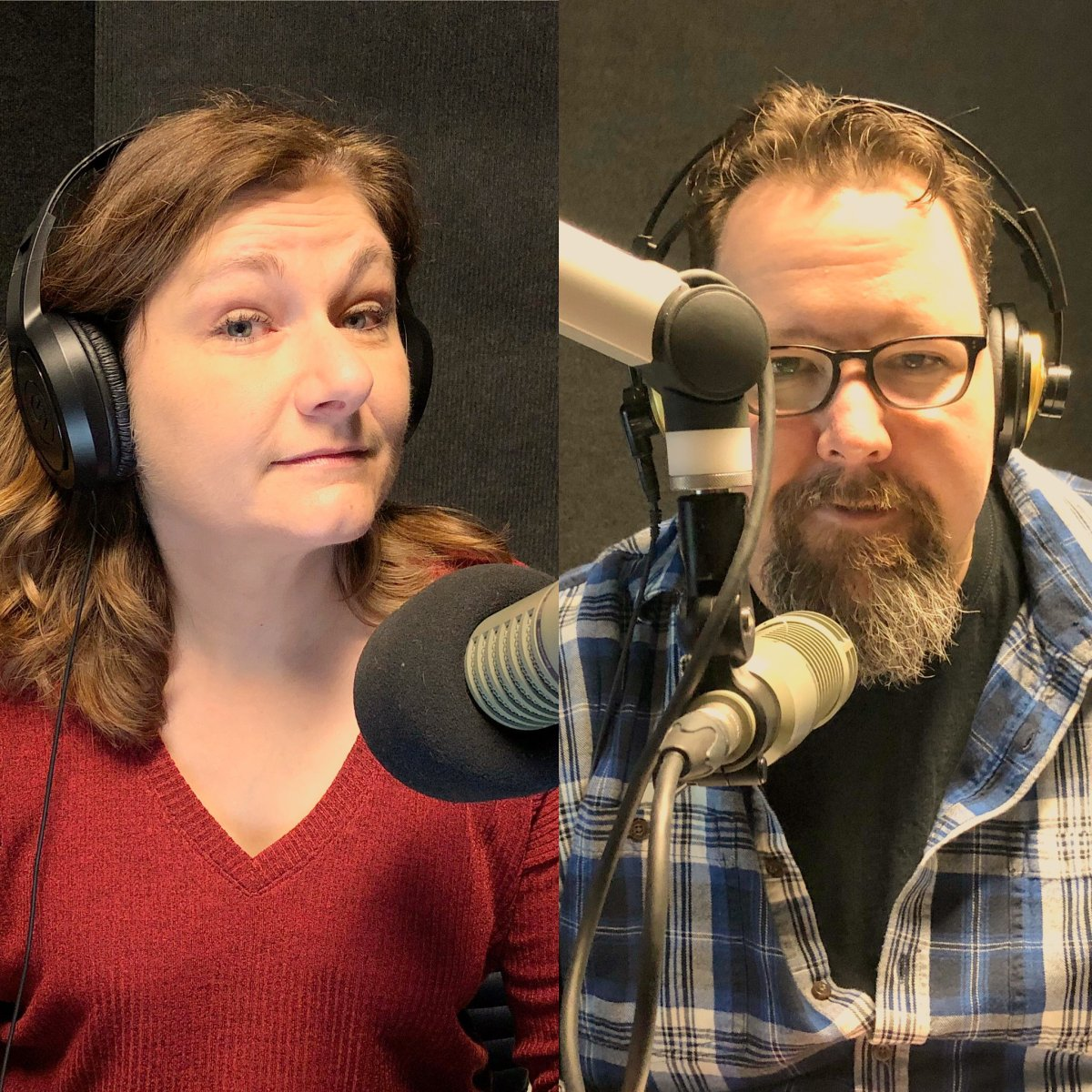 Larry and Rebecca Gifford on living life with Parkinson's during a global pandemic.