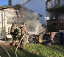 Continue reading: Saskatoon firefighters investigating three suspicious fires in one day
