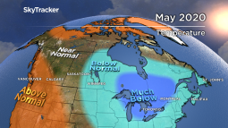Continue reading: Southern Ontario in for record-setting cold in time for Mother's Day weekend