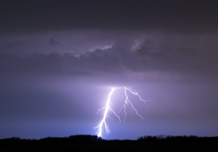 The SPSA says lightning strikes that cause damage to structures like homes or buildings are extremely rare in Saskatchewan.