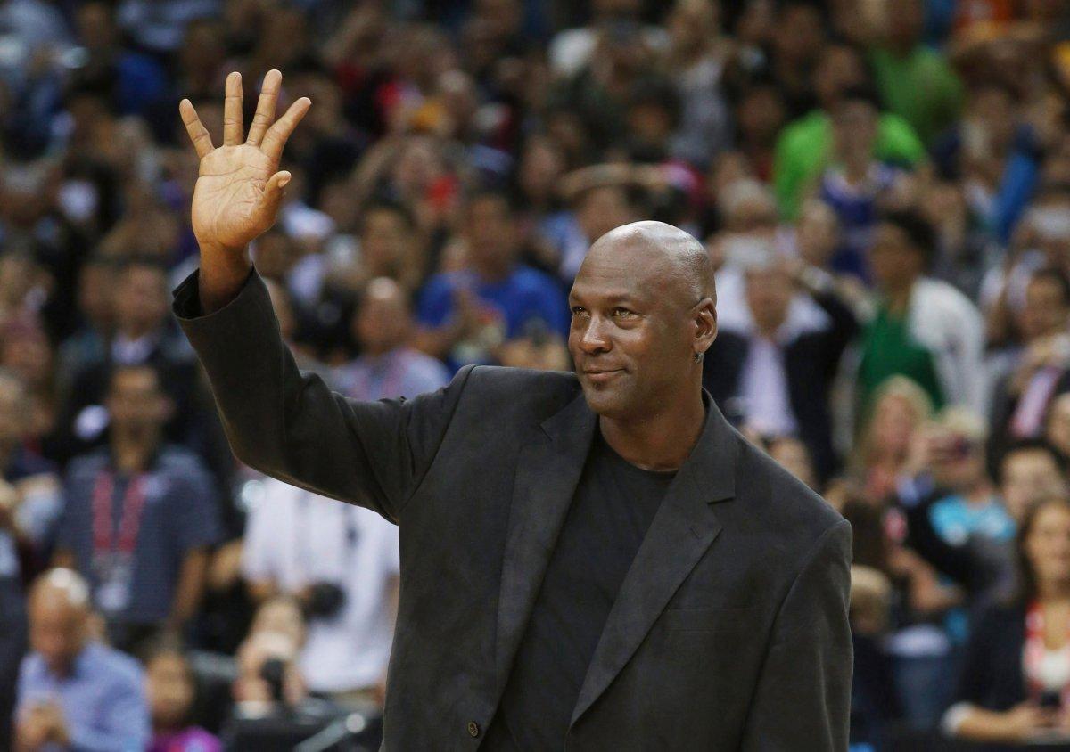 NBA legend Michael Jordan and the Chicago Bulls were the focus of ESPN's 10-part series 'The Last Dance.'.