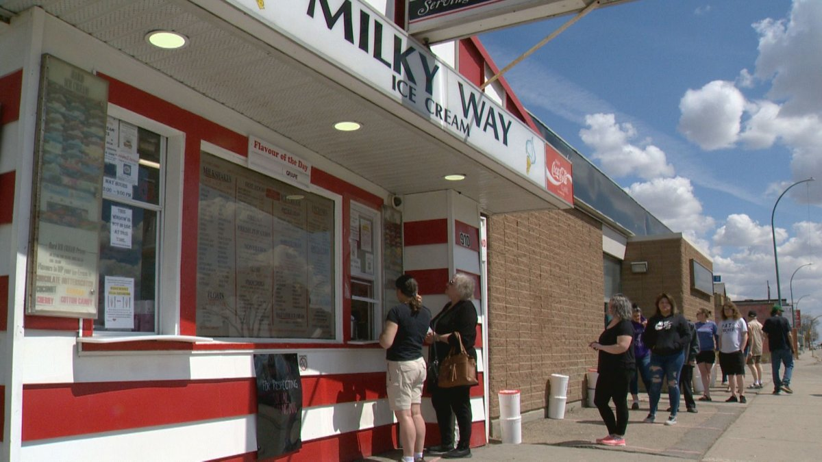 Milky Way opened its doors on Wednesday while adapting to the COVID-19 pandemic.