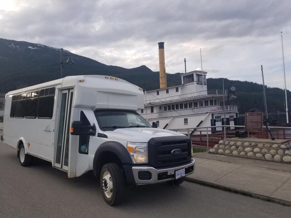 A Kaslo, B.C., based bus company is applying to the Passenger Transportation Board to expand bus service from Kelowna to Osoyoos, B.C.