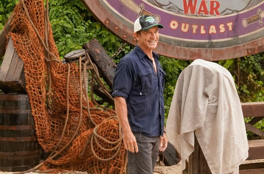 'Survivor' host Jeff Probst.
