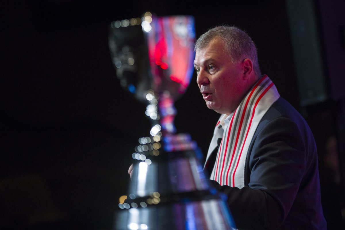Canadian Football League commissioner Randy Ambrosie has announced the league's plan for a shortened 2020 season.