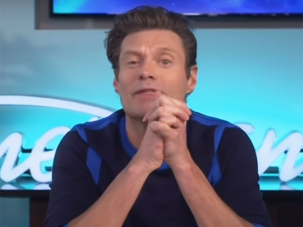 Ryan Seacrest responds to rumours he had a stroke on TV   National ...