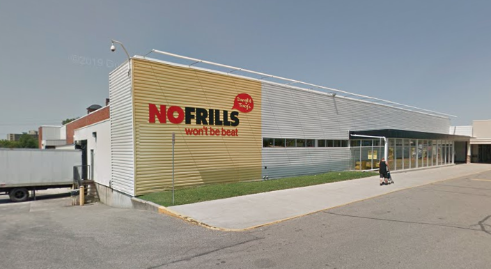 Darryll and Tracy's London No Frills on located at 1272 Highbury Ave in London.