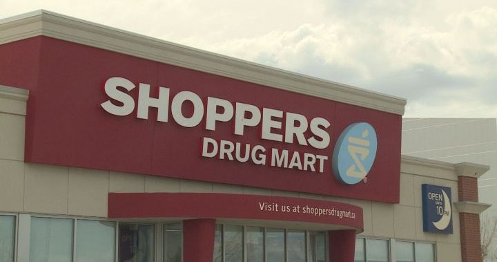 3 Shoppers Drug Marts in Belleville, Ont., impacted by COVID-19