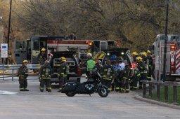 Continue reading: Winnipeg Fire Paramedic Service battles blaze at St. Boniface Hospital