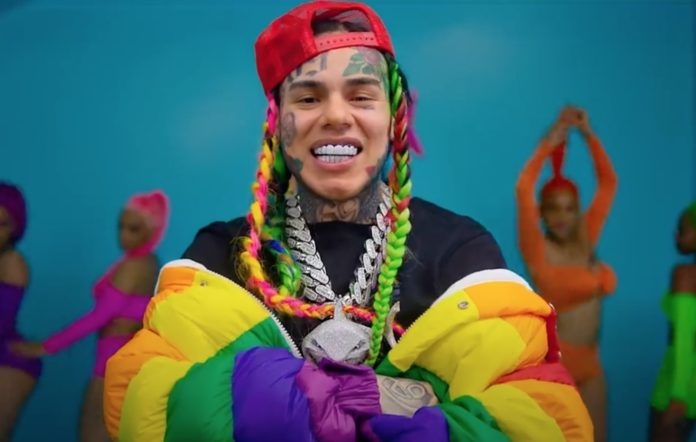 6ix9ine, out of prison for over a month, breaks YouTube record, addresses  being called a 'rat' - National | Globalnews.ca