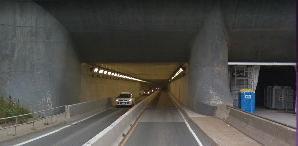 Ontario's Ministry of Transportation is closing down the Thorold Tunnel for a week starting May 10, 2020.