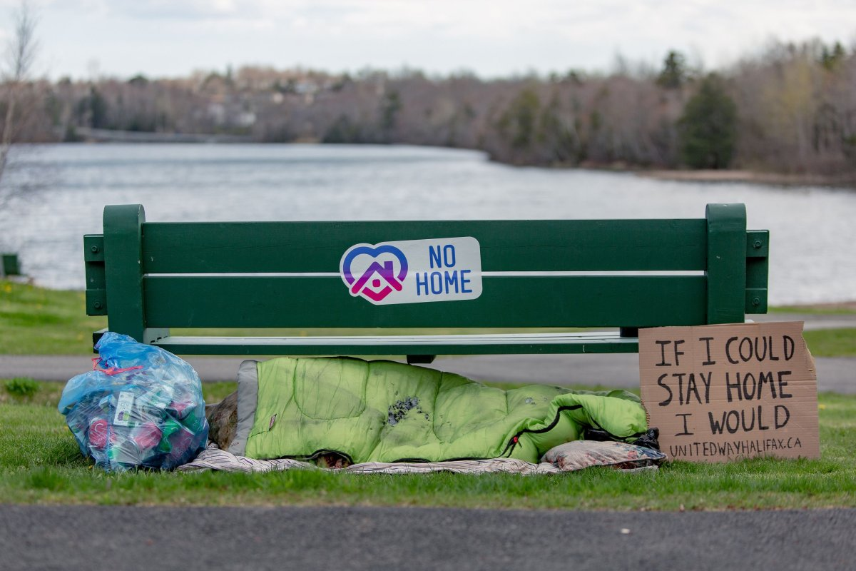 Supporting people in need of shelter is important now more than ever, says charity United Way Halifax.