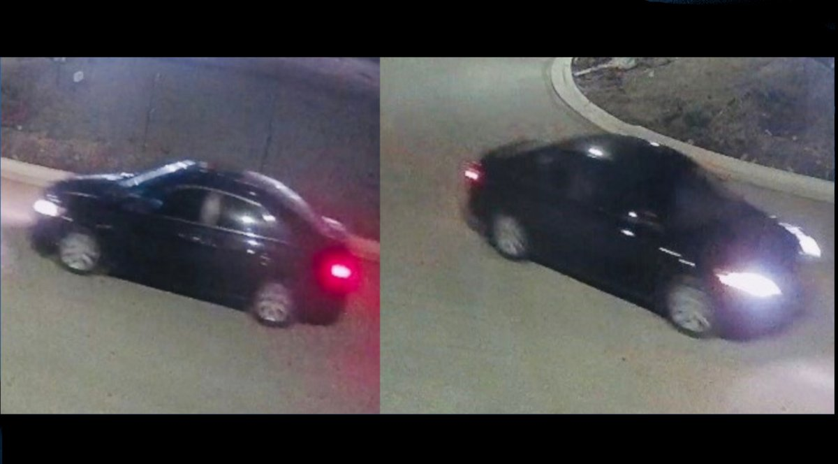 Police believe a black Toyota Camry, seen in security camera footage, may have been connected to the November 2019 murder of a Georgetown man.
