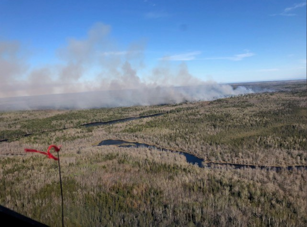 All wildfires in Nova Scotia deemed under control: Department of Lands and Forestry - image