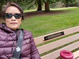 Continue reading: Vancouver woman finds racist graffiti on mother's memorial bench