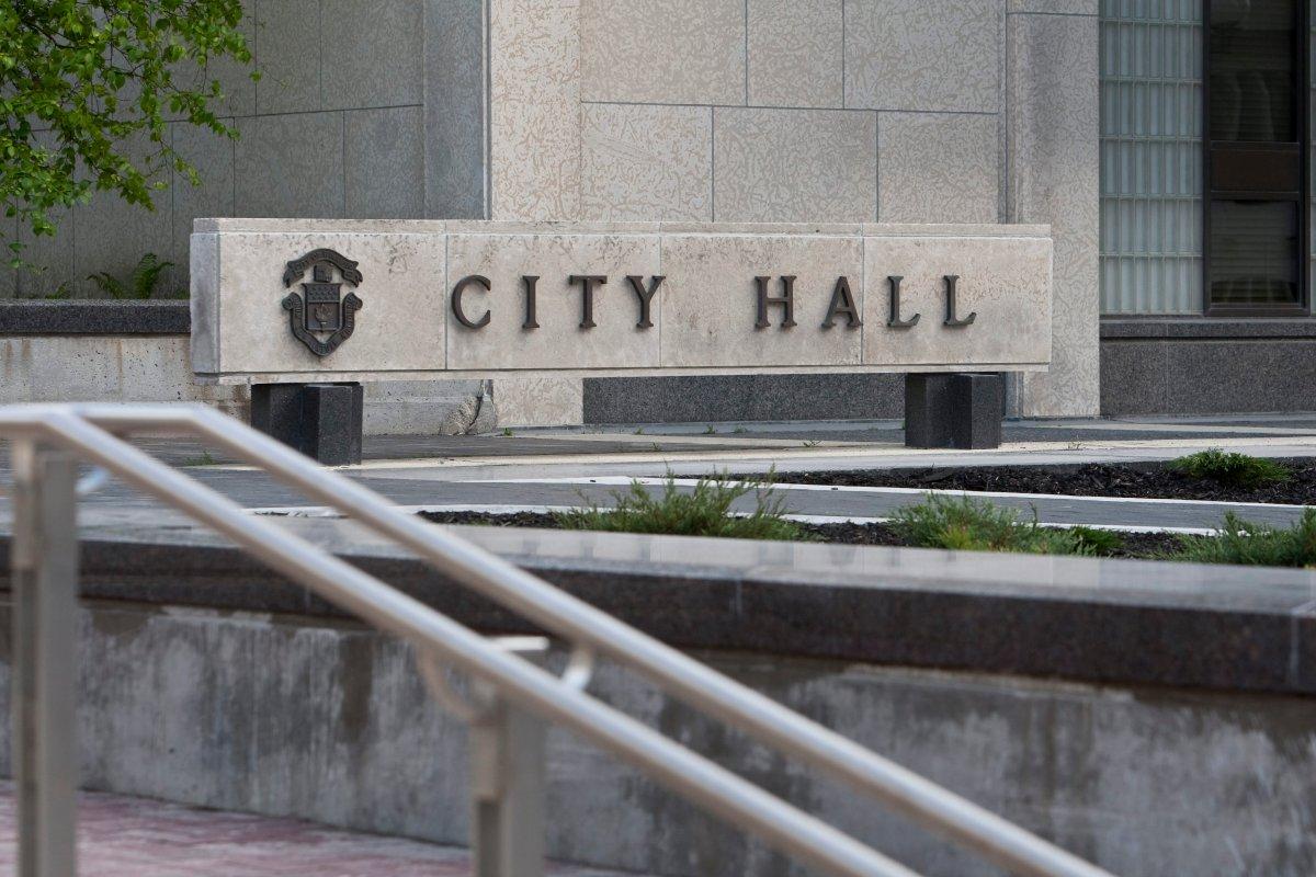 Winnipeg City Hall.