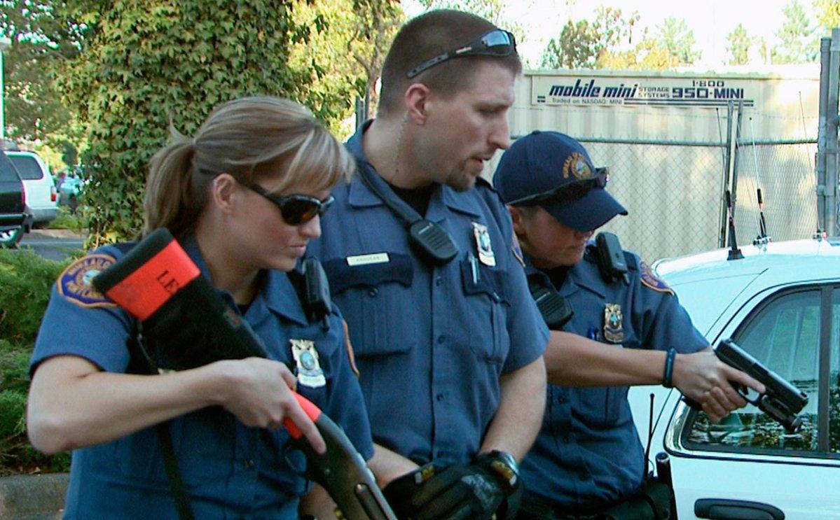 'Cops' TV show