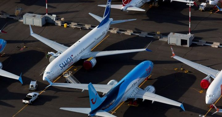 Canada OKs troubled Boeing 737 MAX 8 jets to resume service this week