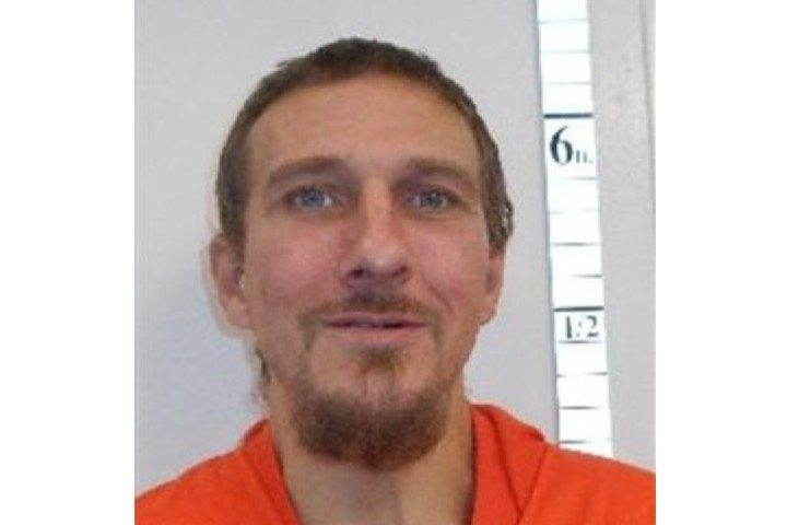 James Christopher Debruin is described to be 45 years old, six-foot-one in height, 159 pounds, with short brown hair and hazel eyes.