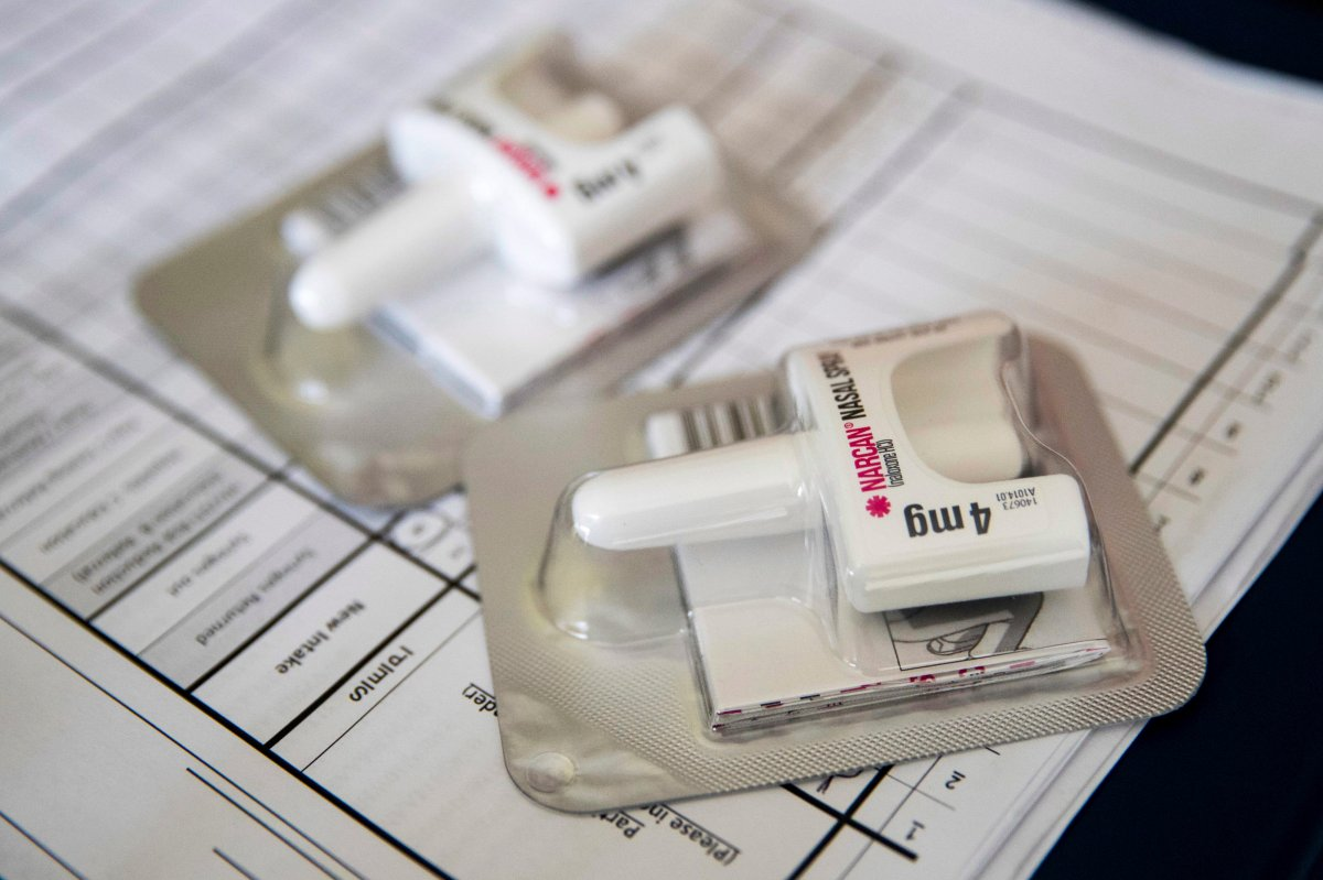 For the first 10 months of 2020, preliminary data shows there were 109 confirmed and probable opioid-related deaths in the Simcoe Muskoka region.