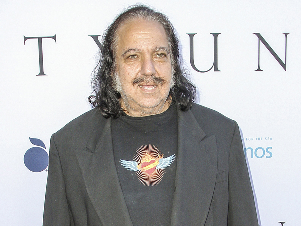 Porn star Ron Jeremy charged with 4 counts of sexual assault ...