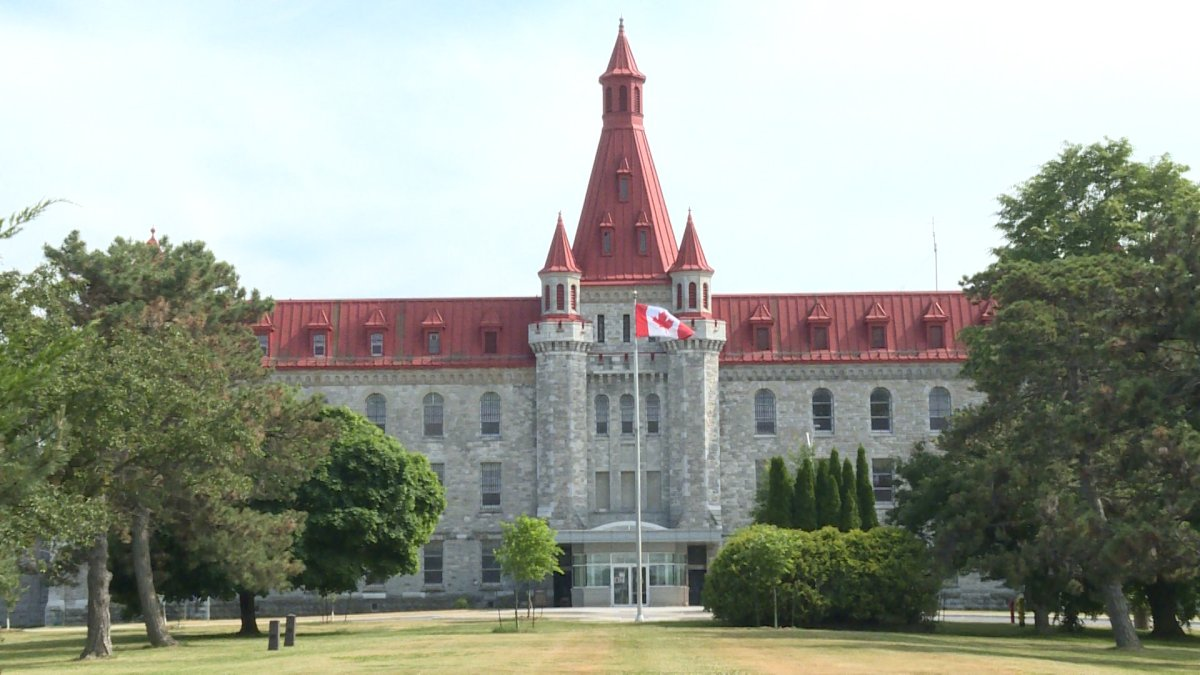 Kingston police seized two drones and thousands of dollars worth of contraband and arrested two people after what they say were attempted drone drops at Collins Bay Institution.