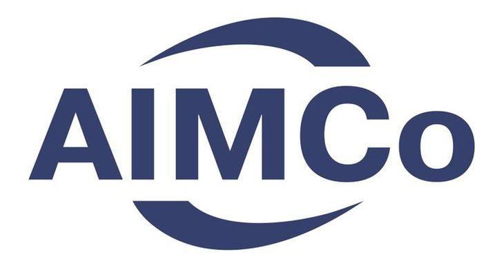 A file photo of the AIMCo logo.