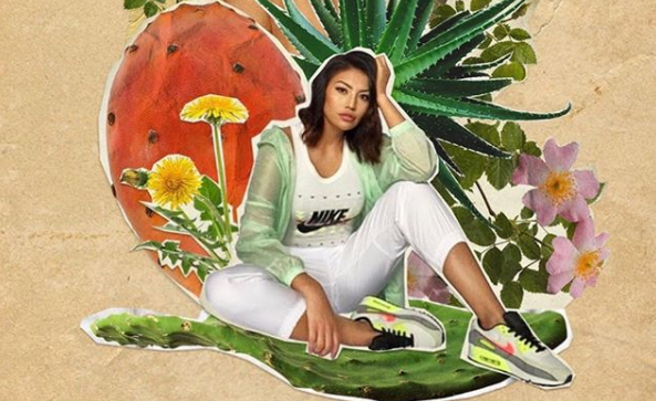 Alberta-born Cree model Ashley Callingbull is the face of a new Nike campaign that celebrates Indigenous culture.
