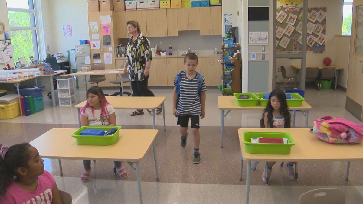 Manitoba students are set to head back to the classroom in the fall, but some parents are feeling apprehensive about sending their children to school amid COVID-19.