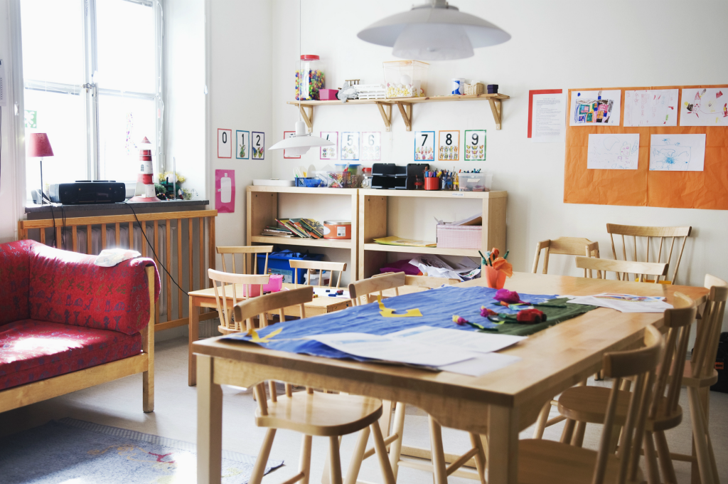 Quebec daycare workers are seeking better wages, among other demands.