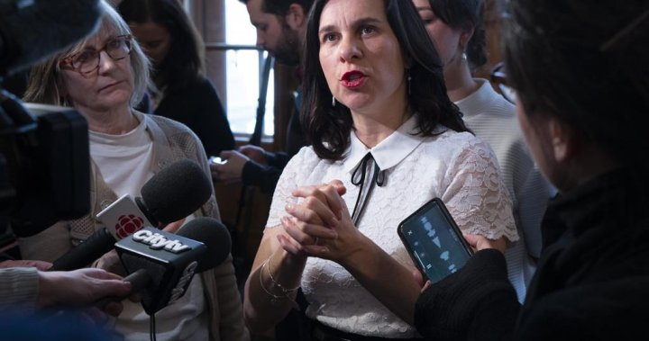 Montreal Mayor Valérie Plante releases graphic novel detailing political journey