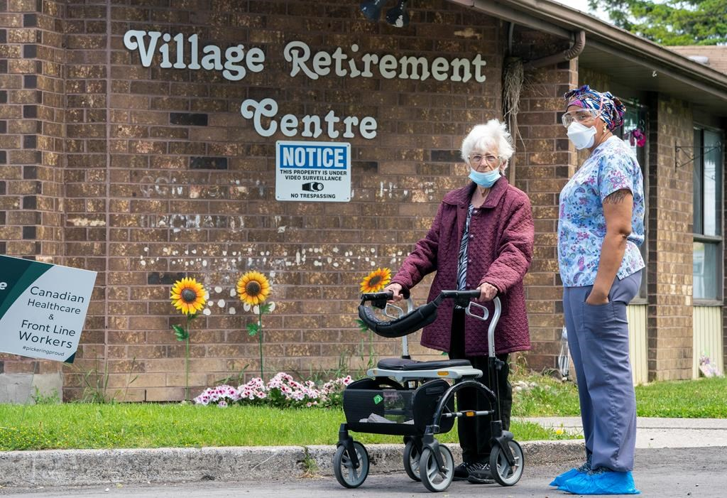 Long-term care homes remain vulnerable to second COVID-19 wave, insiders say