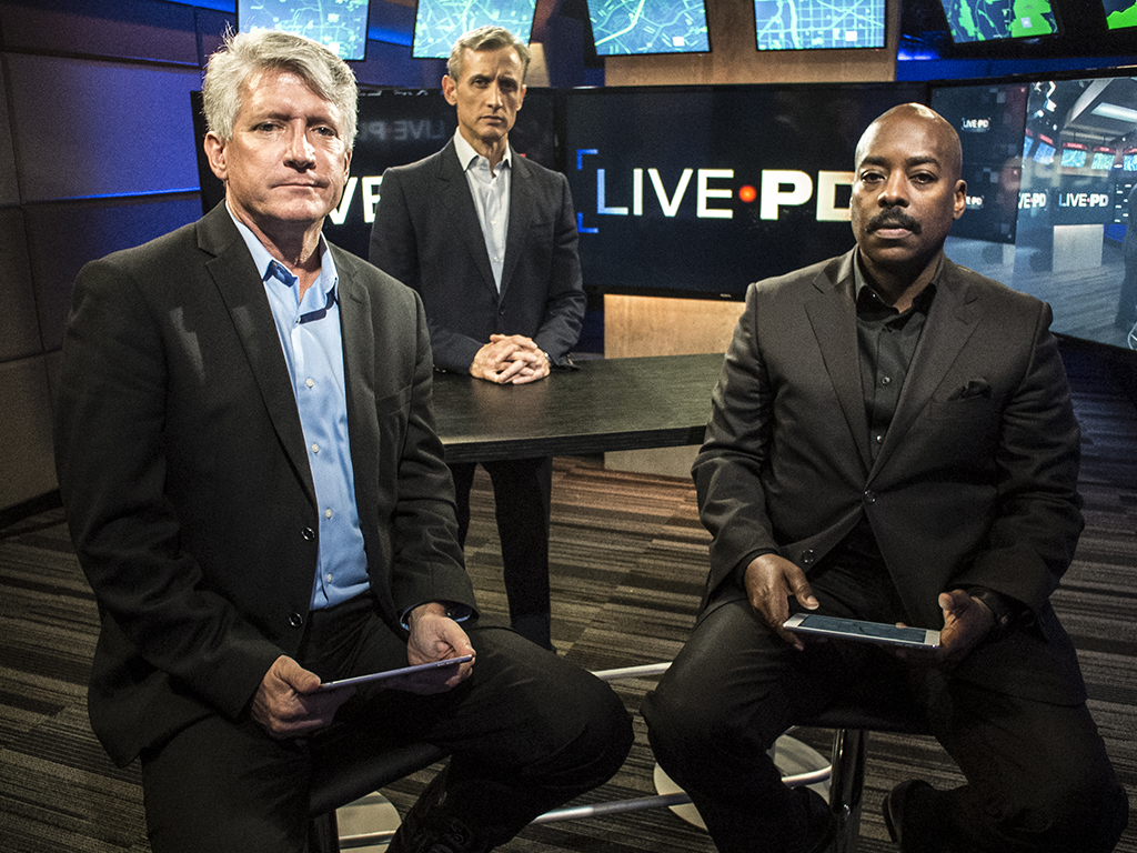 File photo from 'Live PD' .