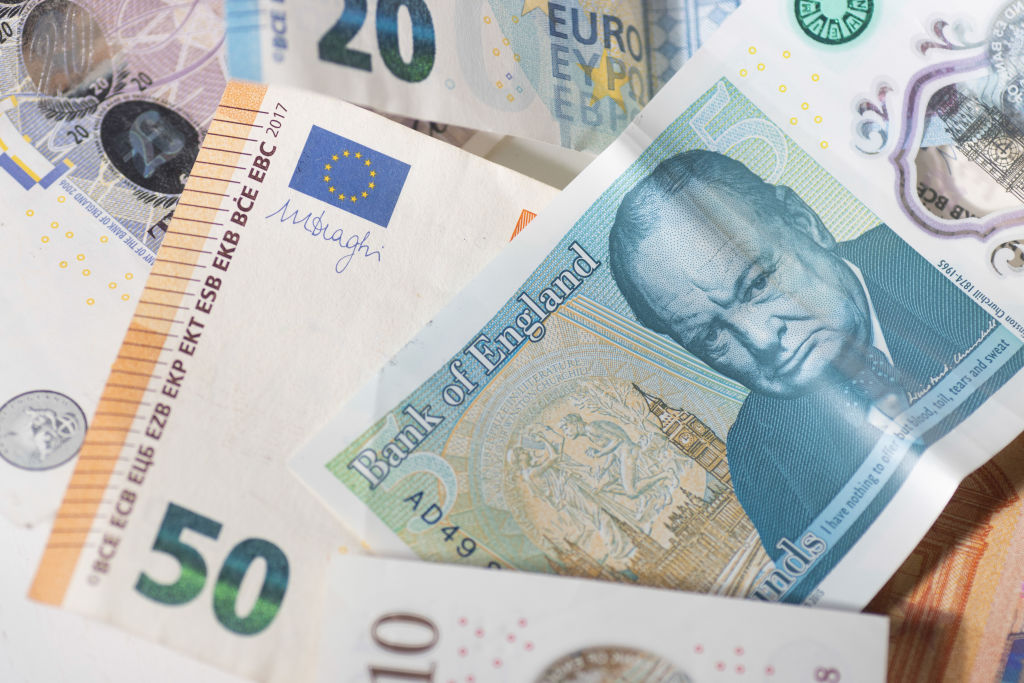 Swiss police are investigating an eight-year-old boy after he allegedly asked if he could use a fake euro note in a shop.