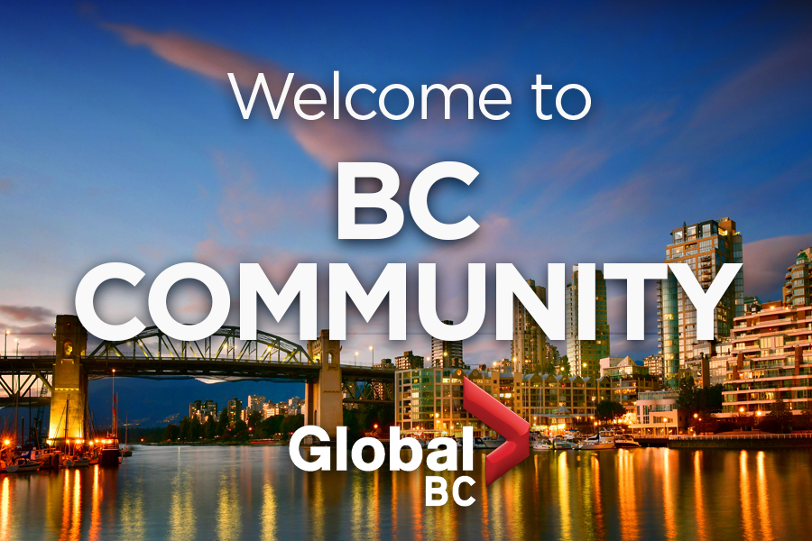 Welcome to Global BC COMMUNITY - image
