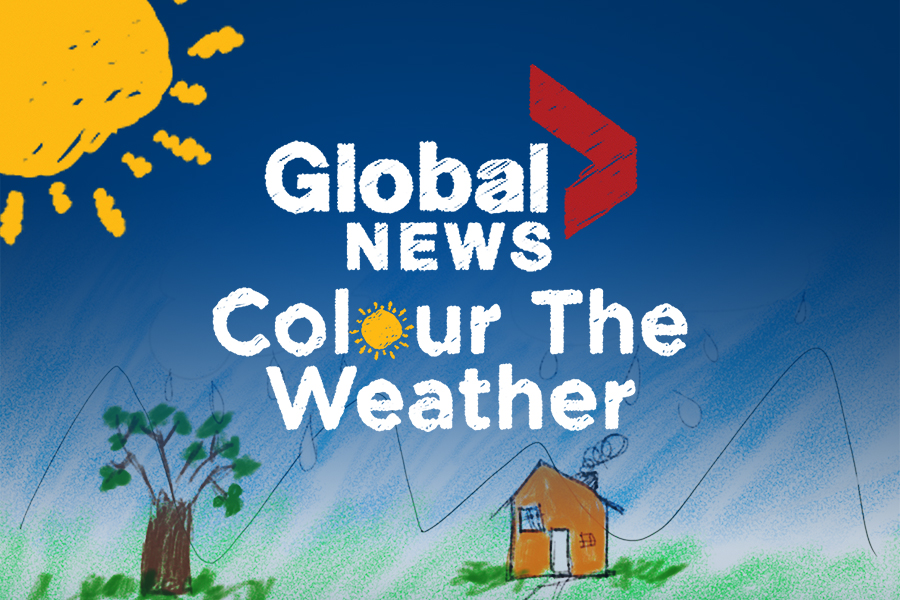 Global News Colour the Weather - image