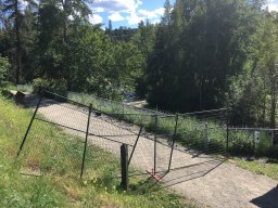 Continue reading: Part of Greenway trail in Kelowna closed due to swollen creek