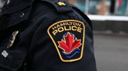 Continue reading: Hamilton police release video showing man licking hands, touching computers