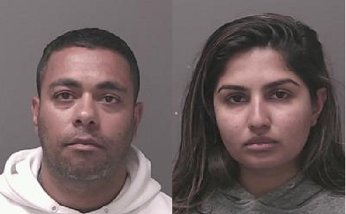 York police say they have charged two people in connection with a housing rental fraud investigation.