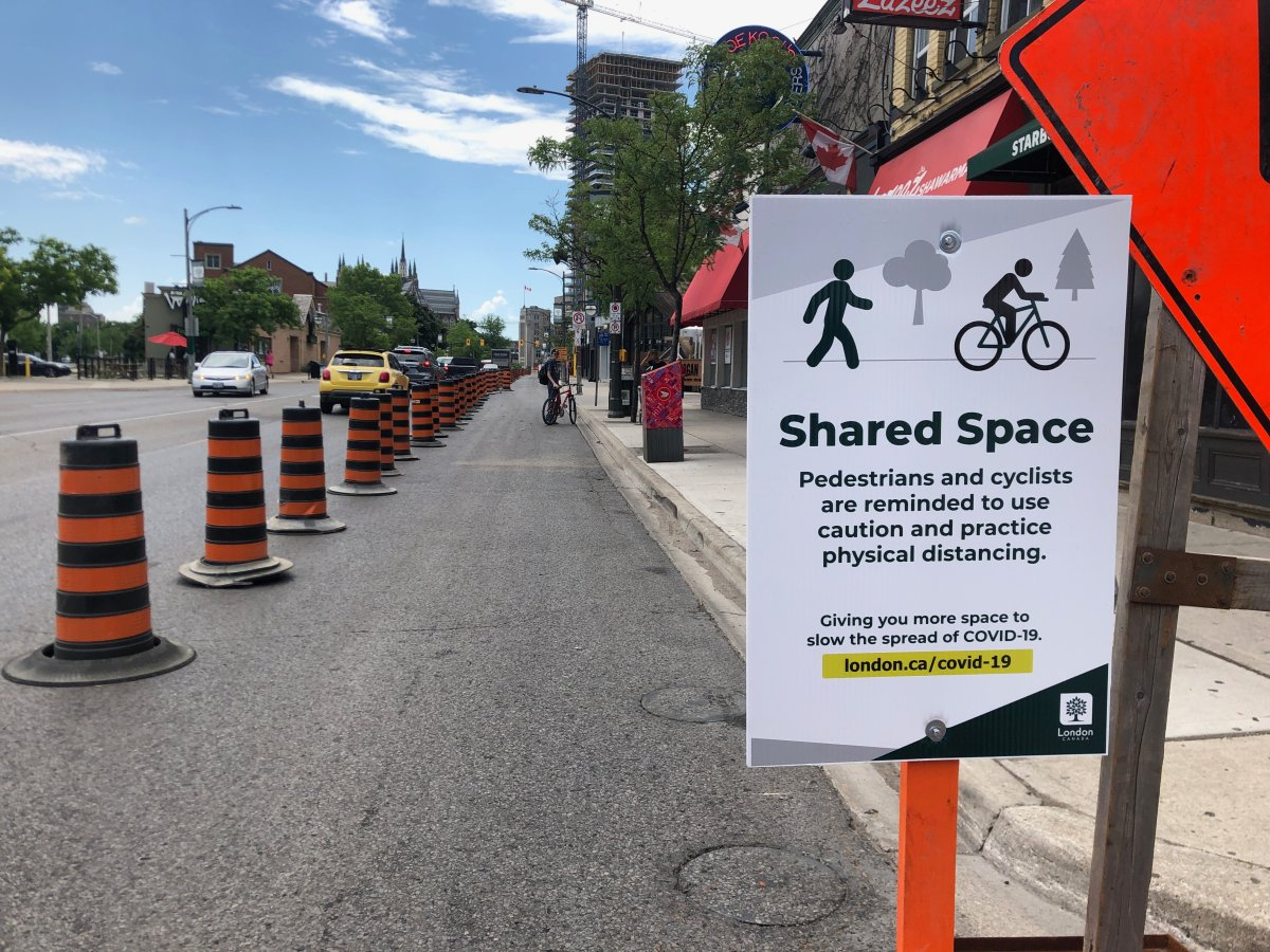 The Core Area Construction Dollars Program is in part of the City's efforts to help local businesses re-open their doors following pandemic-related closures.