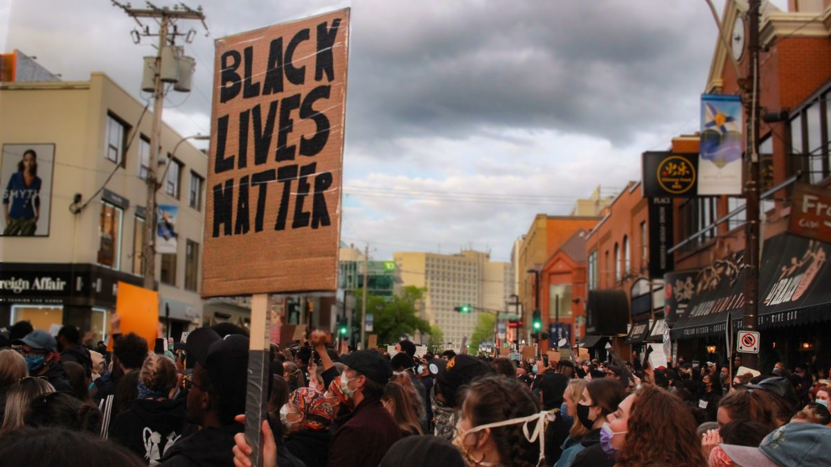Protests across the U.S. and Canada have many thinking of their own experiences with racism.