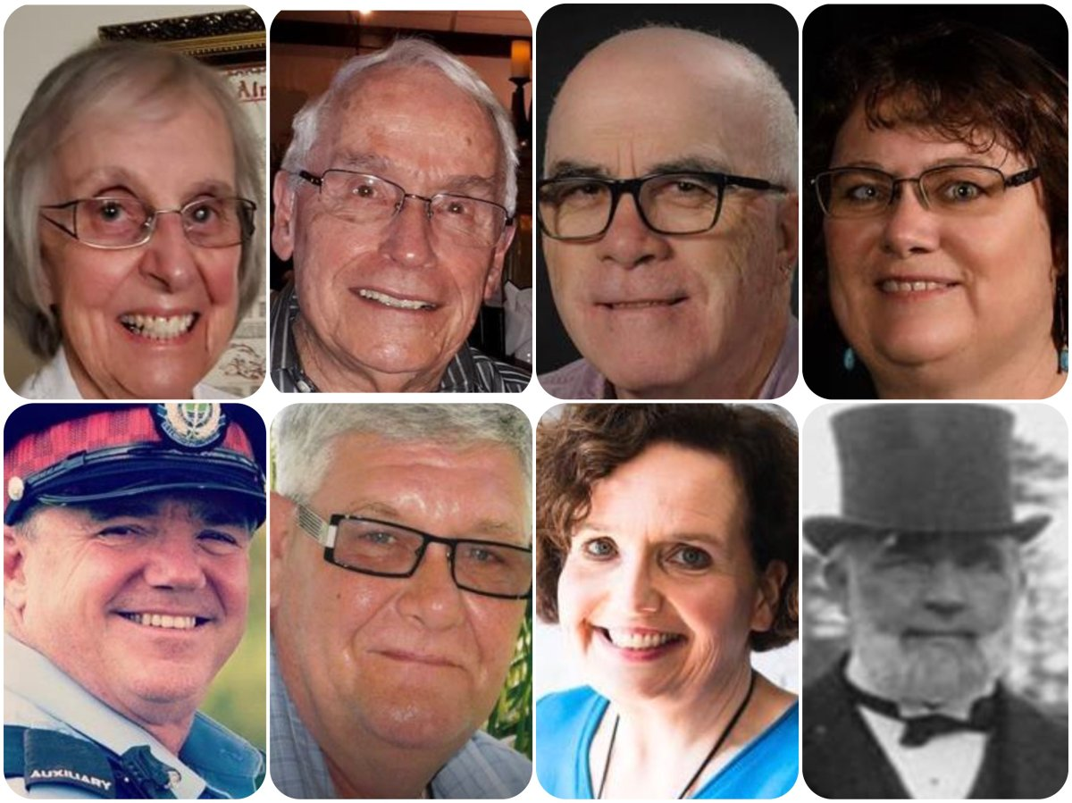 Eight people will be inducted into the 2020 Peterborough and District Pathway of Fame.