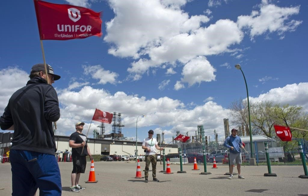 The labour dispute between the Co-op Refinery Complex (CRC) and Unifor Local 594, the union representing its workers, is over.