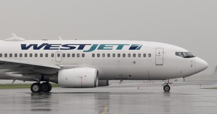 Airline passengers voice frustrations after WestJet cuts services, ref... image