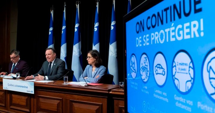 Latest COVID-19 lockdown costing Quebec jobs according to study