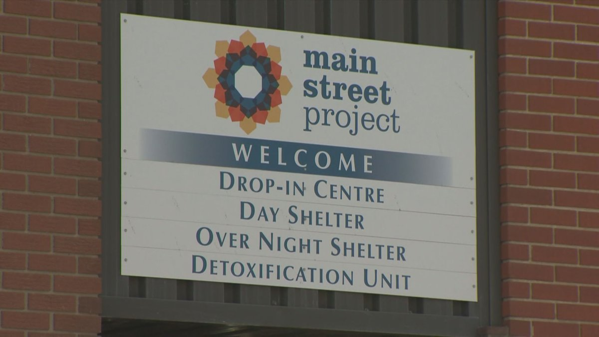 Winnipeg's Main Street Project hopes to collect 20,000 bottles of water to support those in the city experiencing homelessness.